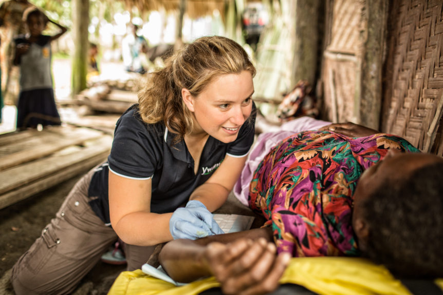Medical Missions Woman
