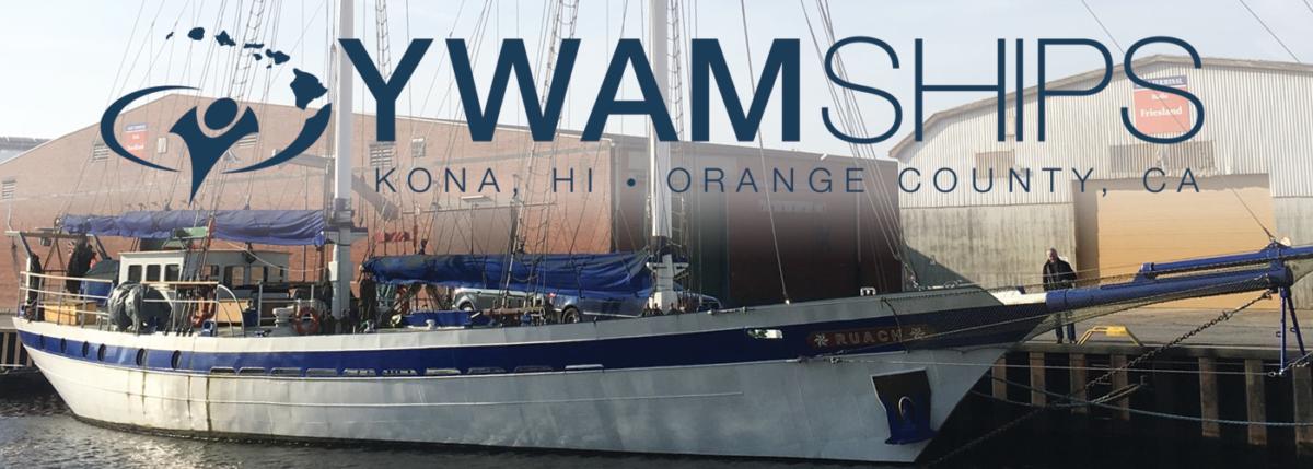 YWAM Ship Ruach