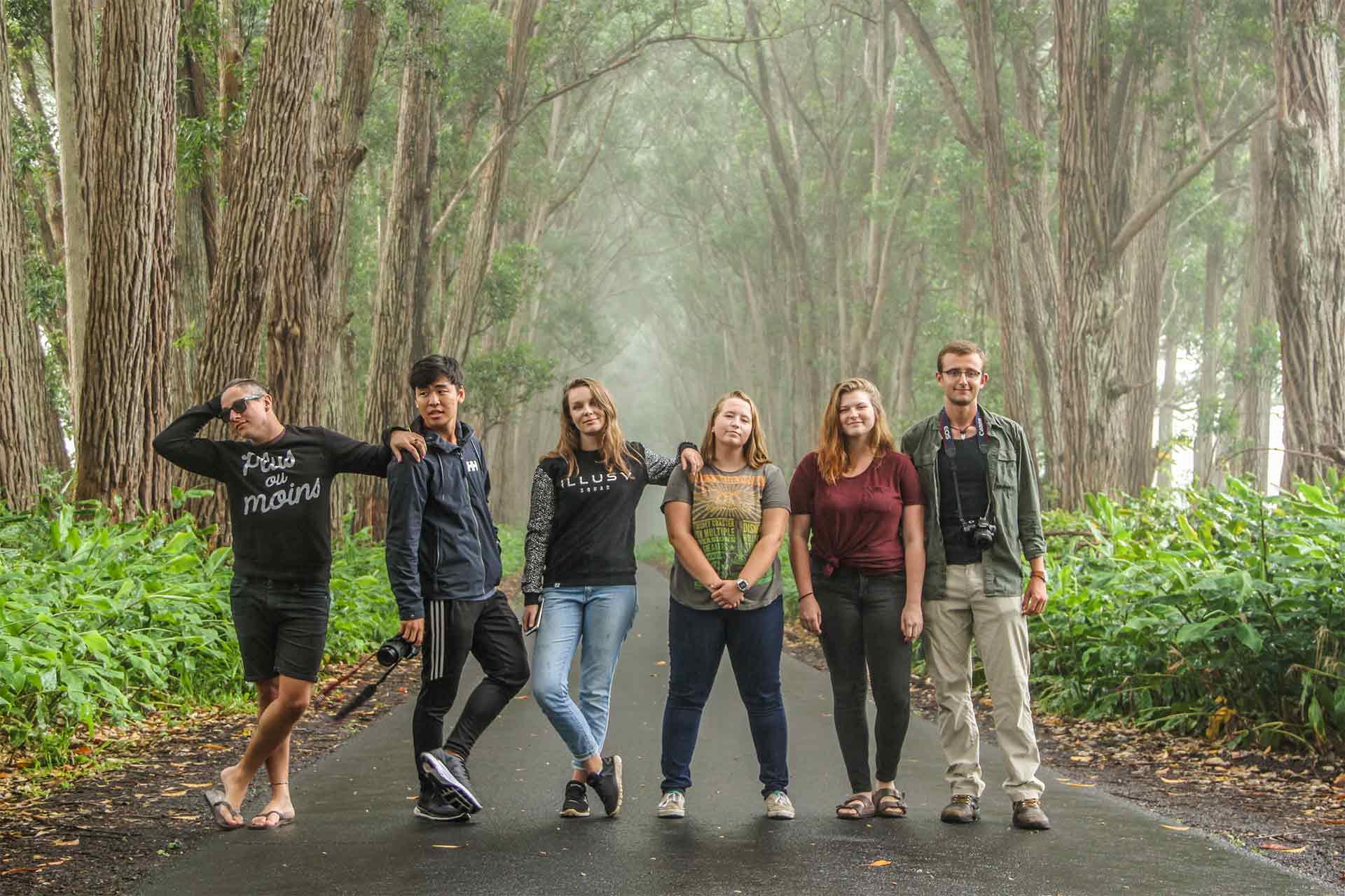 Discipleship Training Schools - YWAM Ships Kona - Entry